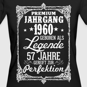 57 - 1960 - Legende - Perfektion - 2017 - DE T-Shirts - Frauen Bio-T-Shirt