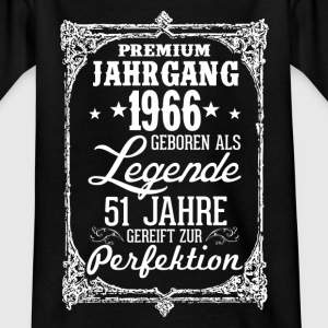 51 1966-legend - perfection - 2017 - DE Shirts - Teenage T-shirt