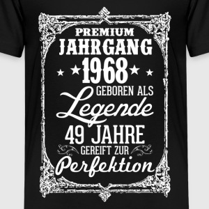 49-1968-legend - perfection - 2017 - DE Shirts - Teenage Premium T-Shirt