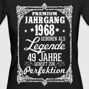 49 - 1968 - Legende - Perfektion - 2017 - DE T-Shirts - Frauen Bio-T-Shirt