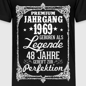 48-1969-legend - perfection - 2017 - DE Shirts - Kids' Premium T-Shirt
