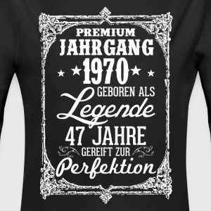 47 - 1970 - Legende - Perfektion - 2017 - DE Baby Bodys - Baby Bio-Langarm-Body