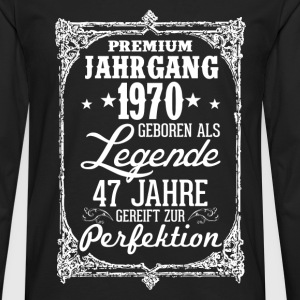 47-1970-legend - perfection - 2017 - DE Long sleeve shirts - Men's Premium Longsleeve Shirt