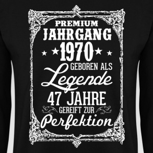 47-1970-légende - perfection - 2017 - DE Sweat-shirts - Sweat-shirt Homme