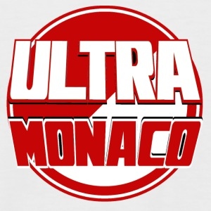 Ultra Monaco Tee shirts - T-shirt baseball manches courtes Homme