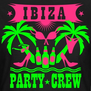 14 Ibiza Party Crew Hangover Sex lustig Spaß T-Sh - Frauen T-Shirt