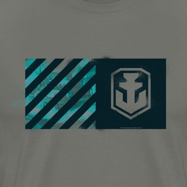 Blue Label Collection - Men's T-Shirt
