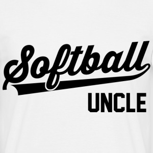 Softball Uncle T-Shirts - Männer T-Shirt