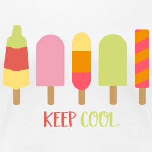 Keep Cool - Frauen Premium T-Shirt