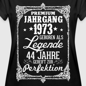 44 - 1973 - Legende - Perfektion - 2017 - DE T-Shirts - Frauen Oversize T-Shirt