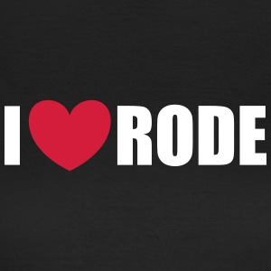 Rode Wurschd T-Shirts - Frauen T-Shirt