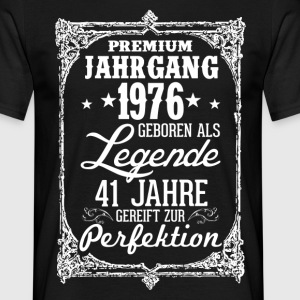 41 - perfection - 2017 - DE 1976-légende Tee shirts - T-shirt Homme