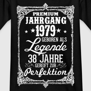 38-1979-légende - perfection - 2017 - DE Tee shirts - T-shirt Enfant