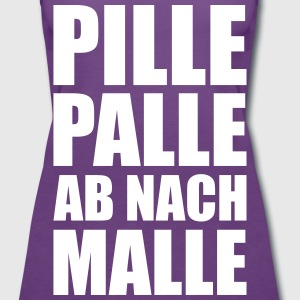 Pille Palle Malle Tops - Frauen Premium Tank Top