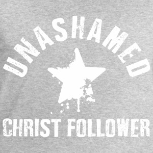 Unashamed Christ Follower Pullover & Hoodies - Männer Sweatshirt von Stanley & Stella