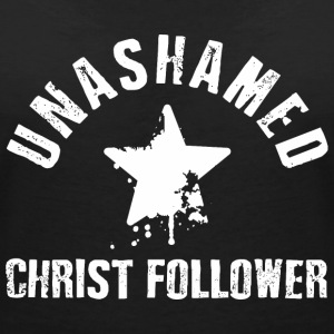 Unashamed Christ Follower T-Shirts - Frauen T-Shirt mit V-Ausschnitt