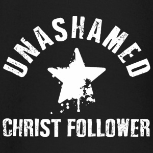 Unashamed Christ Follower Baby Langarmshirts - Baby Langarmshirt
