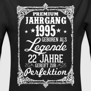 22 - 1995 - Legende - Perfektion - 2017 - DE Baby Bodys - Baby Bio-Langarm-Body