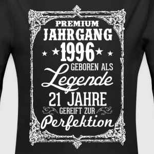 21 - 1996 - Legende - Perfektion - 2017 - DE Baby Bodys - Baby Bio-Langarm-Body