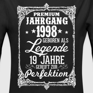 19 - 1998 - Legende - Perfektion - 2017 - DE Baby Bodys - Baby Bio-Langarm-Body