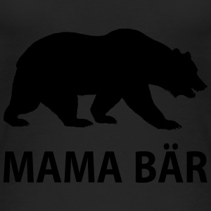 Mama Bär! Tops - Frauen Bio Tank Top