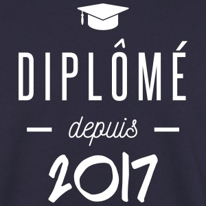 diplomé depuis 2017 Sweat-shirts - Sweat-shirt Homme
