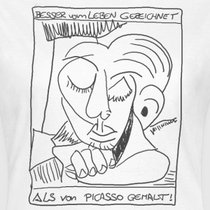 Picasso T-Shirts - Frauen T-Shirt