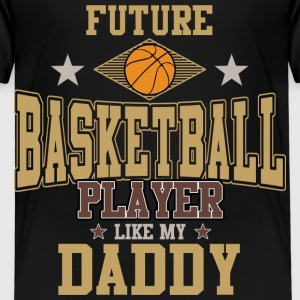 Future Basketball Player T-Shirts - Kinder Premium T-Shirt