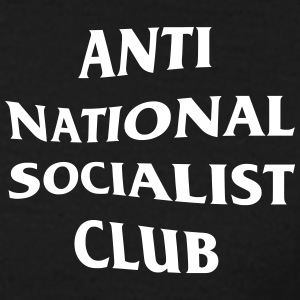 Anti Nazi Club T-Shirts - Männer T-Shirt