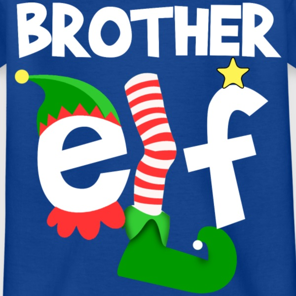 Brother Elf T-Shirts - Kinder T-Shirt