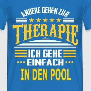IN DEN POOL T-Shirts - Männer T-Shirt