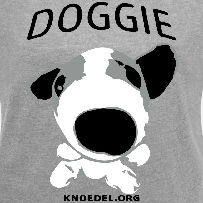 Doggie - Frauen Shirt