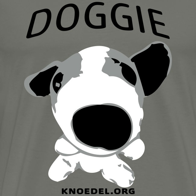 Doggie - Men - Premium Shirt