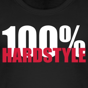 100% Hardstyle EDM Quote Topper - Øko-singlet for kvinner