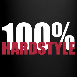 100% Hardstyle EDM Quote Tazze & Accessori - Tazza monocolore