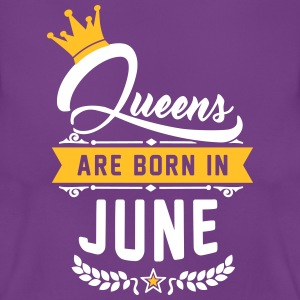 Queens are born in June T-Shirts - Frauen T-Shirt