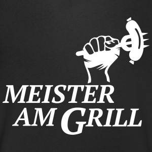The grill BBQ barbeque Grill master T-Shirts - Men's V-Neck T-Shirt