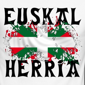 Euskal Herria - Pays Basque 86 Manches longues - T-shirt baseball manches longues Homme