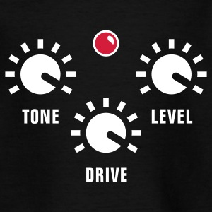 Schwarz overdrive_2c_b Kinder T-Shirts - Teenager T-Shirt