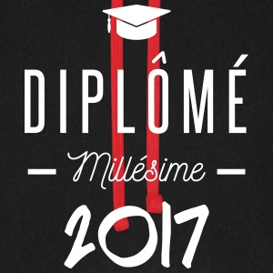 diplomé millésime 2017 Sweat-shirts - Sweat-shirt baseball unisexe