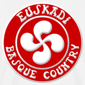Euskadi Basque country - T-shirt Premium Homme