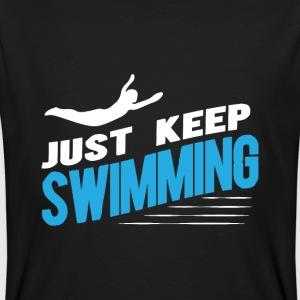 Swimmer T-Shirts - Men's Organic T-shirt