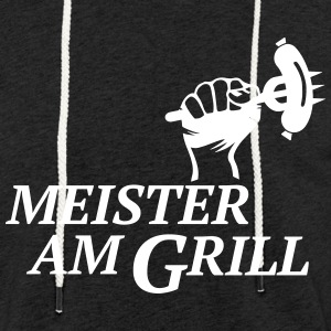 The grill BBQ barbeque Grill master Hoodies & Sweatshirts - Light Unisex Sweatshirt Hoodie