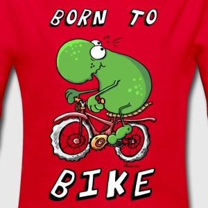 Born to Bike Baby Bodys - Baby Bio-Langarm-Body