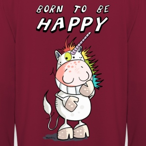 Born to be Happy  Pullover & Hoodies - Unisex Hoodie