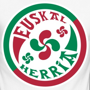 Euskal Herria - Pays Basque Manches longues - T-shirt baseball manches longues Homme