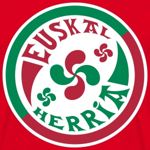 Euskal Herria - Pays Basque Tee shirts - T-shirt Homme