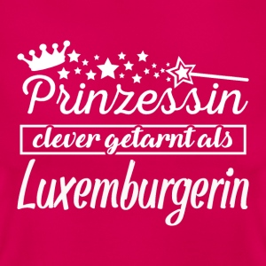 Luxemburgerin T-Shirts - Frauen T-Shirt
