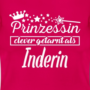 Inderin T-Shirts - Frauen T-Shirt