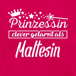 Maltesin T-Shirts - Frauen T-Shirt